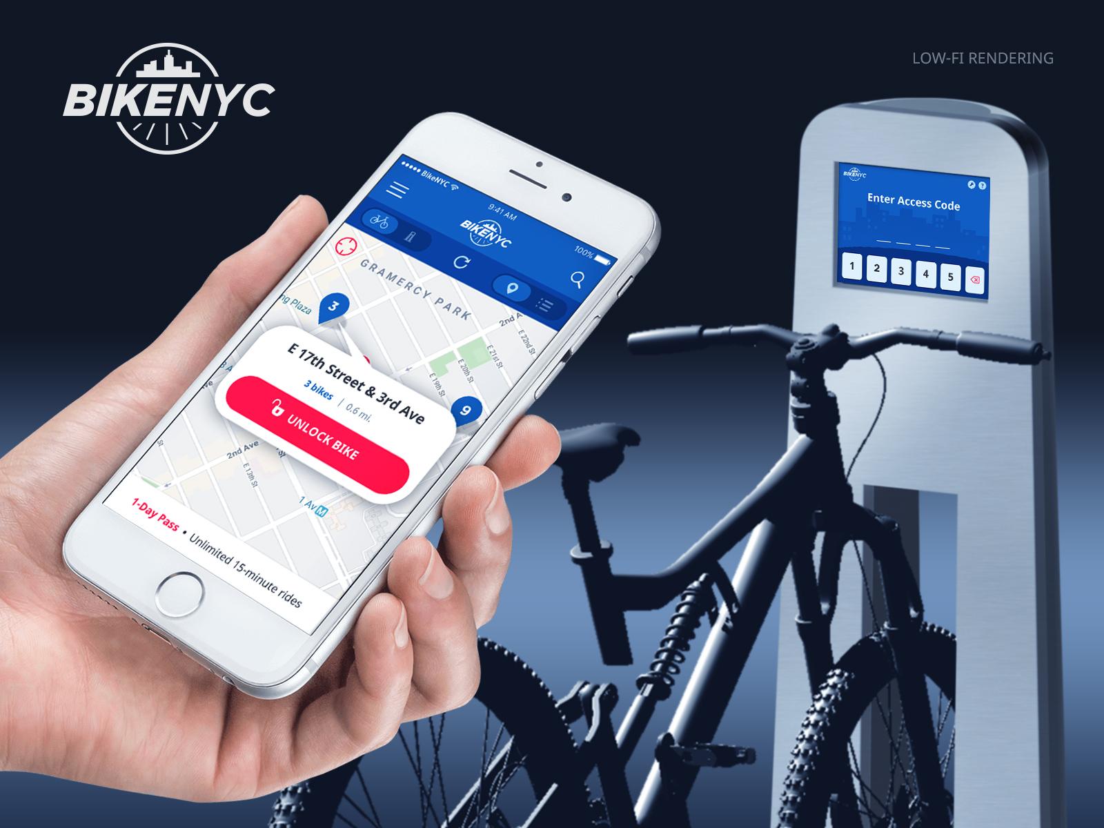 BikeNYC promo