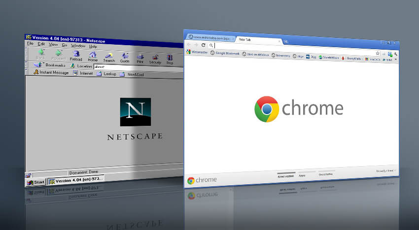 Browser Evolution