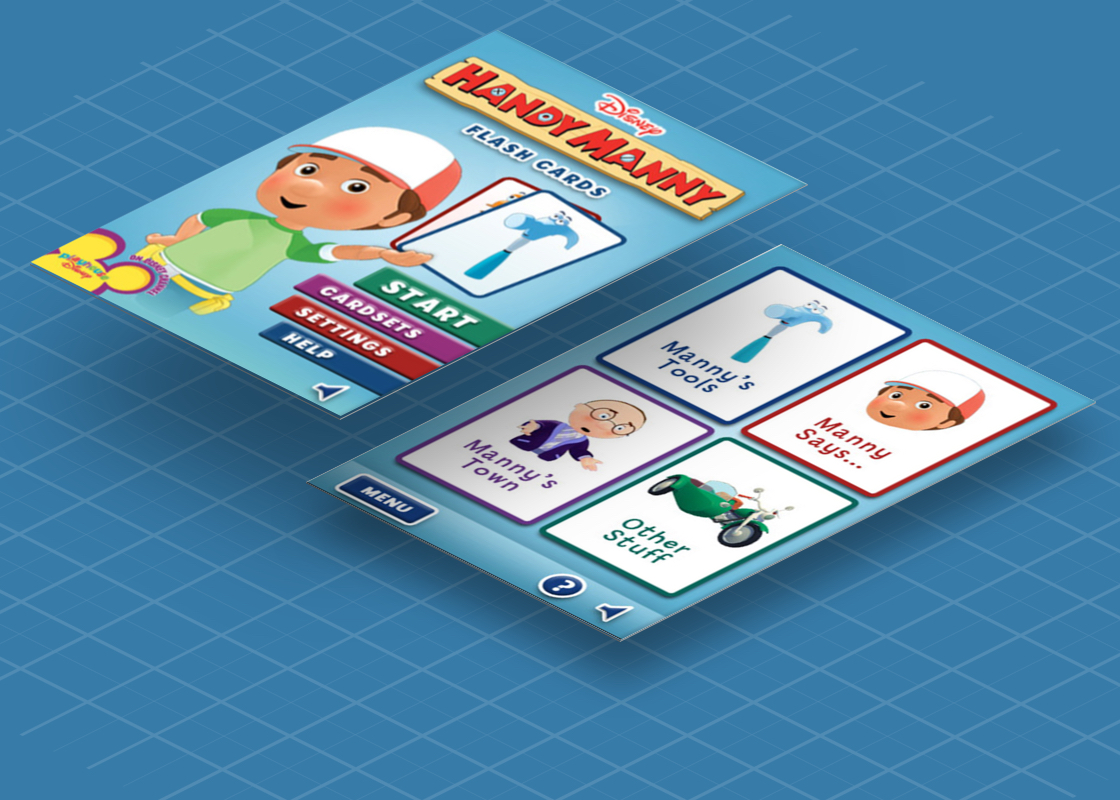 Handy Manny App project