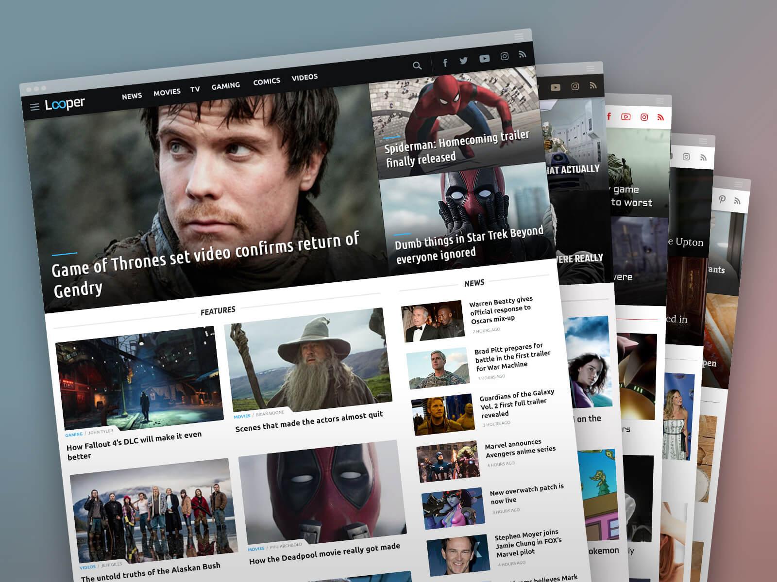ZergNet sites promo