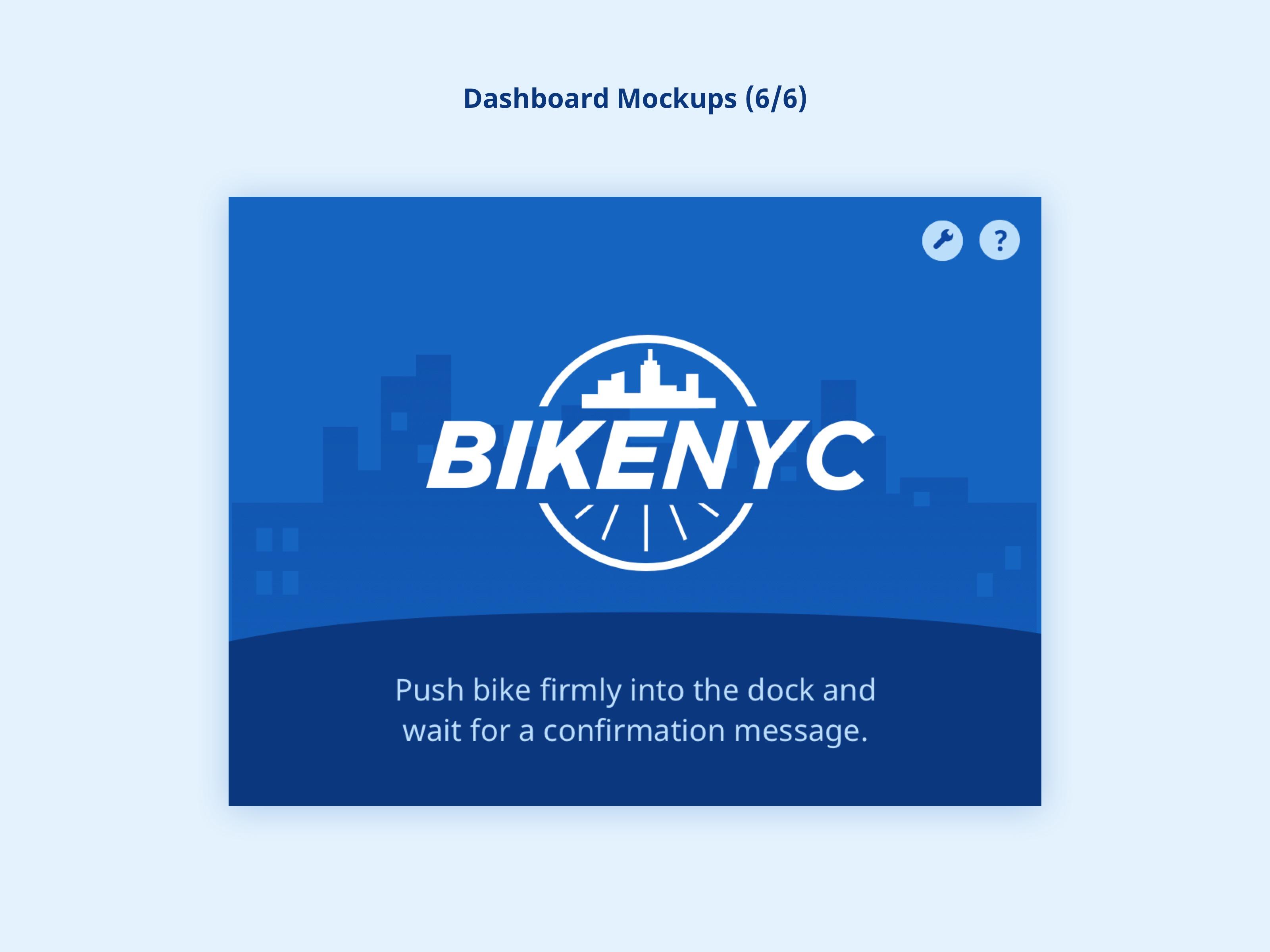 BikeNYC Dashboard - Undocked