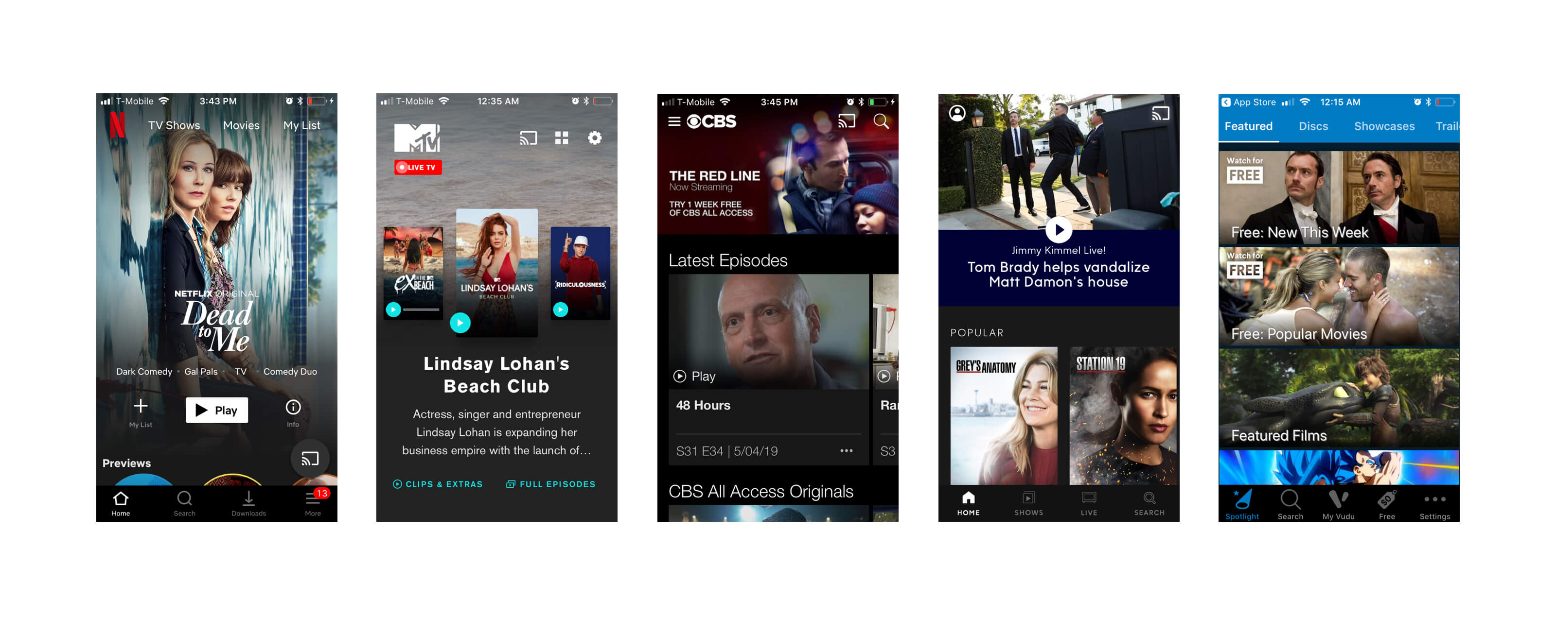 AMC Mobile - Similar Apps